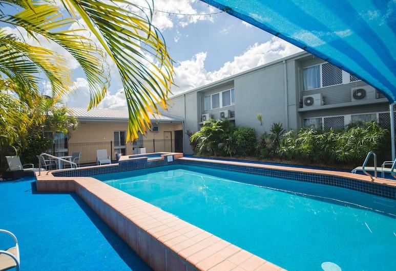 Hampton Villa Motel, Rockhampton