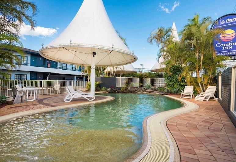 Comfort Inn All Seasons, Ballina, Pool