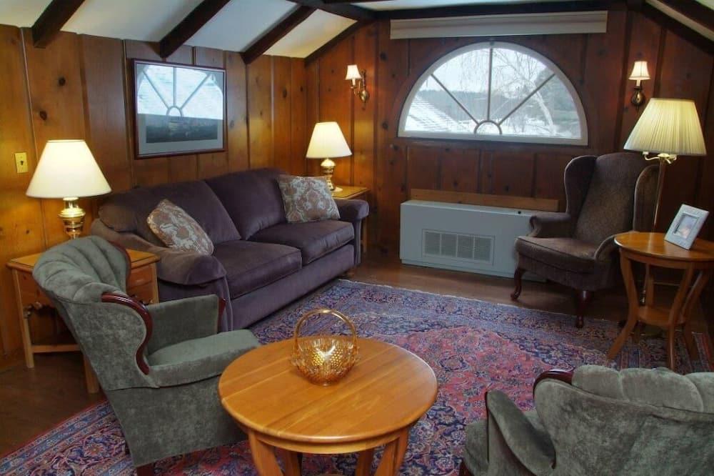 Szoba (Publick House King Suite ) - Nappali