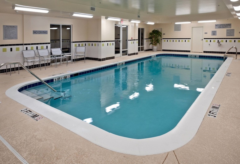 Fairfield Inn & Suites by Marriott Tallahassee Central, Tallahassee, Medence
