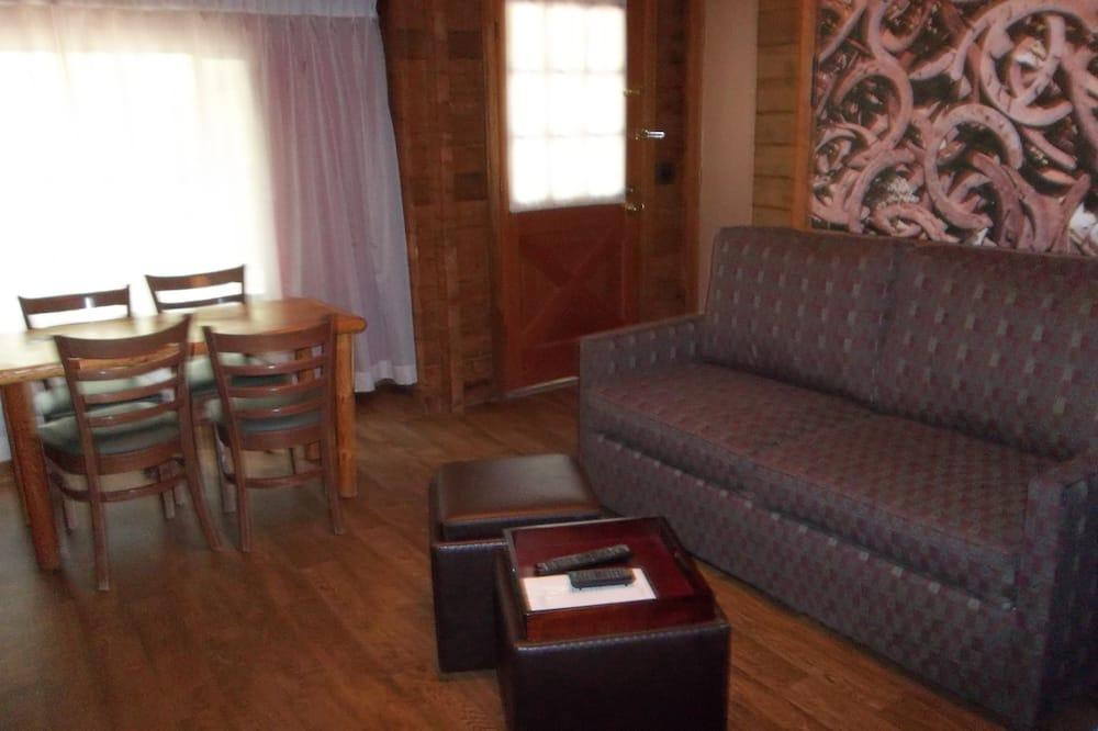 Standardværelse - 1 soveværelse - køkken - Stue