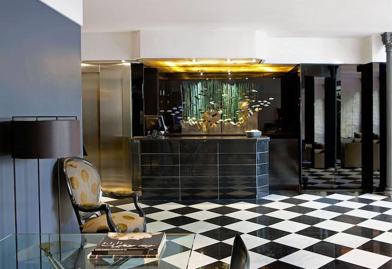 Gran Derby Suite Hotel, Barcelona, Lobby