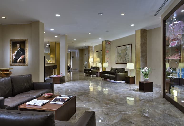 Best Western Plus Hotel Galles, Milano, Prostor za sjedenje u predvorju