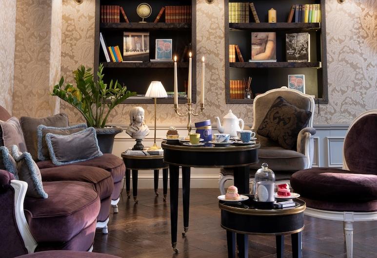 Hôtel de Buci, Párizs, Lobby