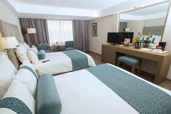 Introduce las fechas para ver los descuentos de hoteles en Morelia