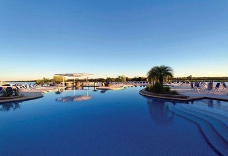 Resort Yacht y Golf Club Paraguayo, Lambare, Välibassein