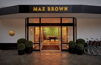 Foto av Max Brown Kudamm i Berlin