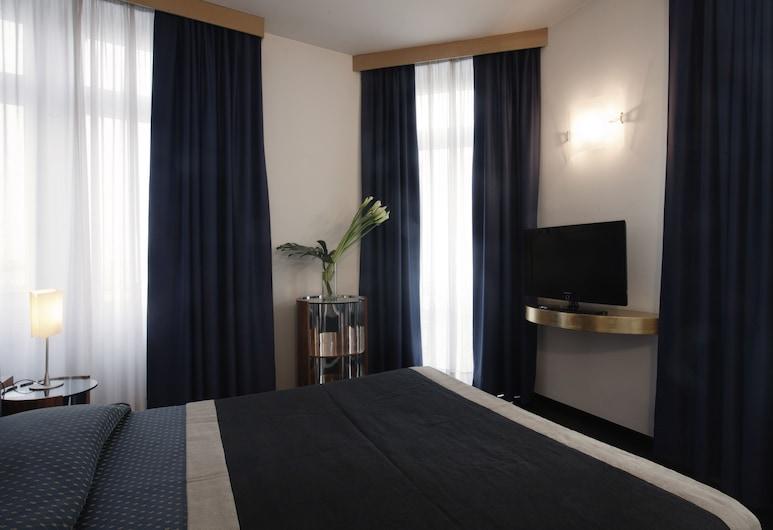Hotel Grand'Italia, Padova, Herbergi, Útsýni úr herbergi