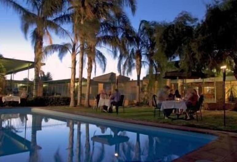 Hilltop Motel, Broken Hill, Outdoor Pool