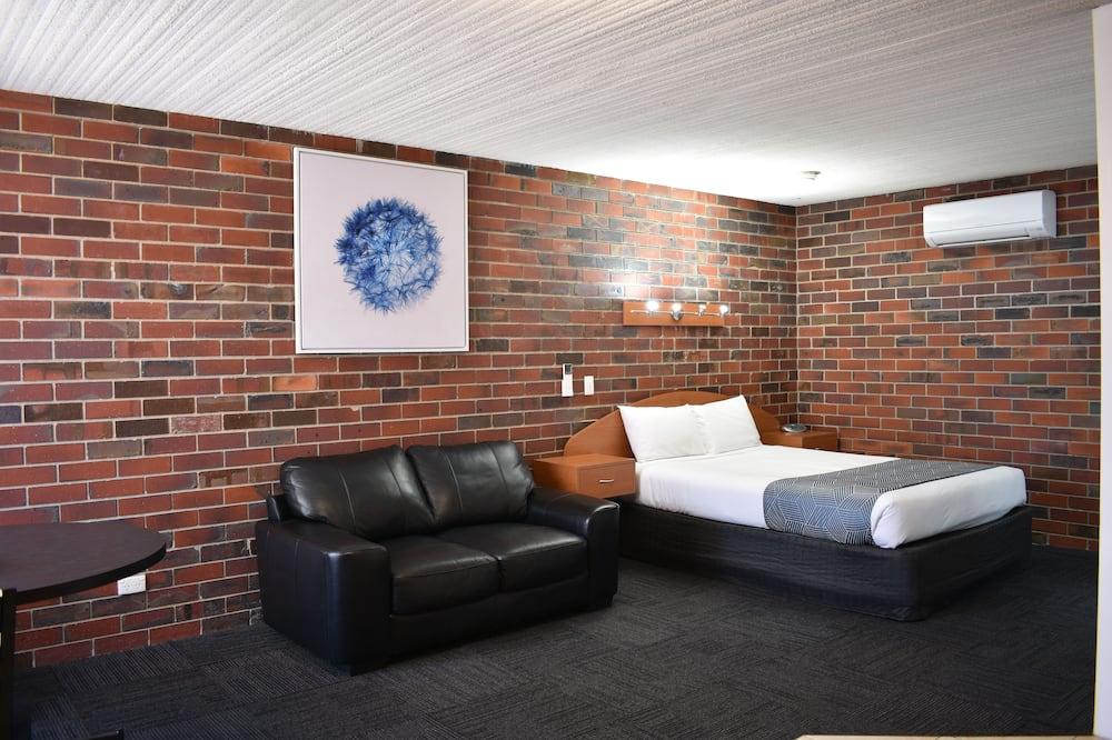 Standardzimmer, Nichtraucher, Kochnische (Standard  Room) - Wohnzimmer