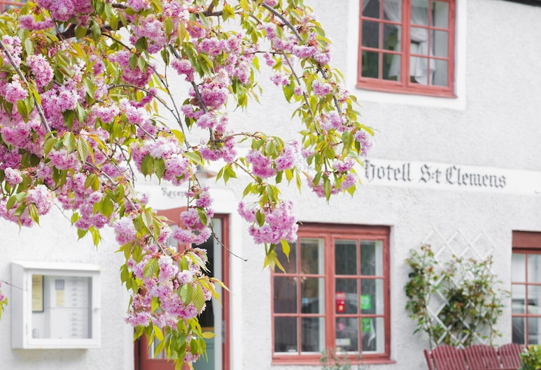 Hotell St Clemens, Visby, Hage