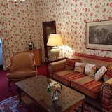 Junior Suite - غرفة معيشة