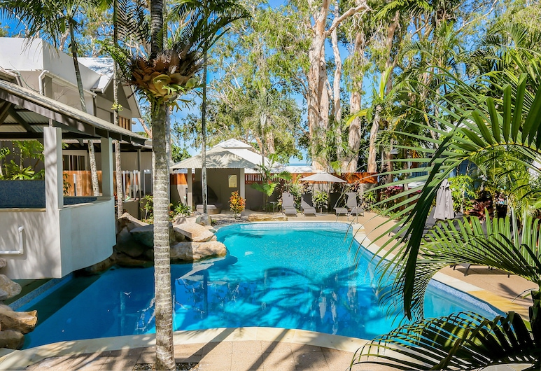 Paradise on the Beach Resort - Palm Cove, Palm Cove, Outdoor Pool