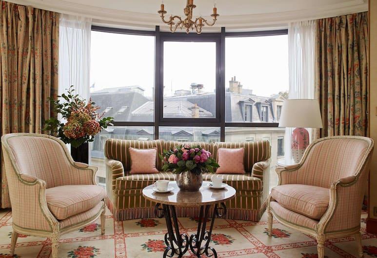 Hotel de Vigny, Paris, Suite, Guest Room