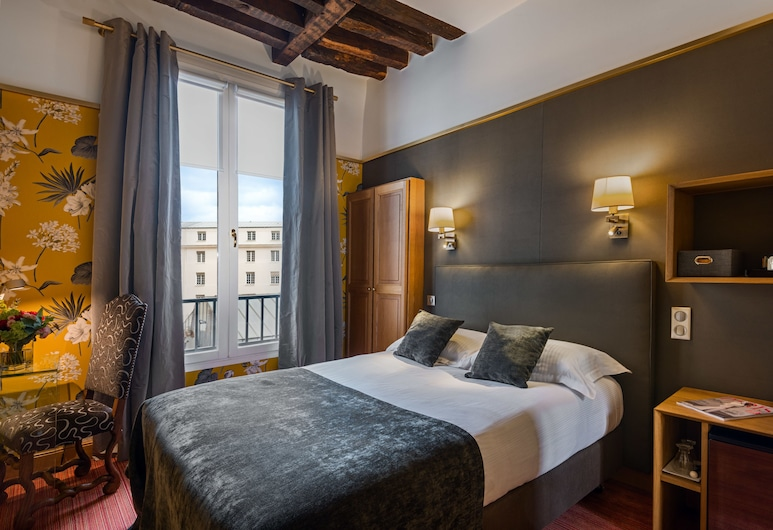 Hôtel Saint Paul Rive Gauche, Paris, Rom, Gjesterom