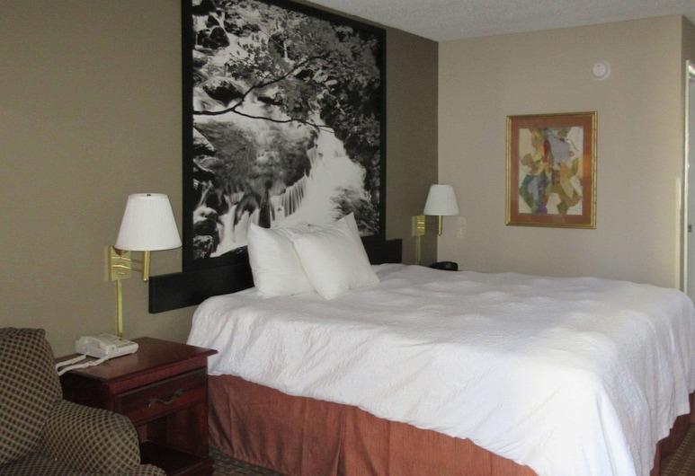 Econo Lodge Inn & Suites, Manchester, Lakosztály, nemdohányzó (Sitting Area, 2 Person Sofa Bed), Vendégszoba