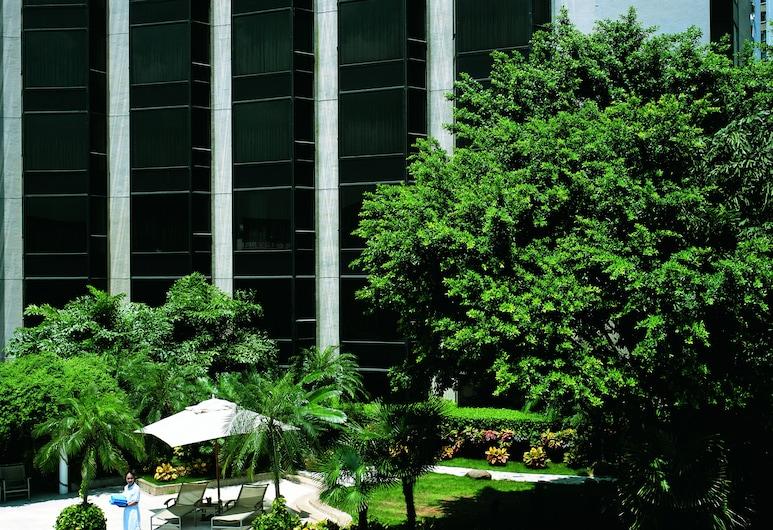 深圳香格里拉大酒店, 深圳市, 豪華客房, 1 張特大雙人床, 客房景觀