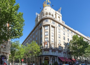 Foto di Wellington Hotel a Madrid