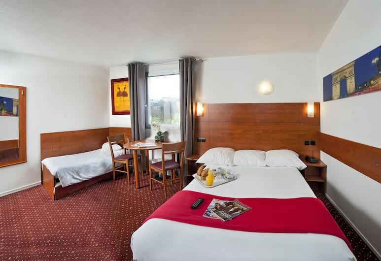 The Originals City, Hôtel Paris Est, Rosny (Inter-Hotel), Rosny-sous-Bois, Classic Tek Büyük Yataklı Oda, Oda