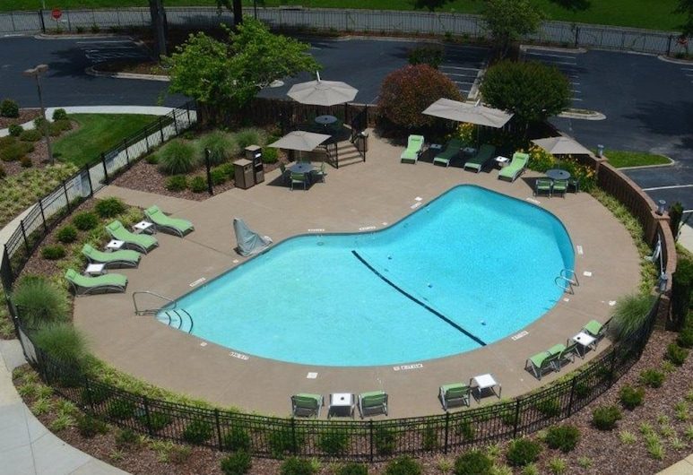Holiday Inn Greensboro Coliseum, Greensboro, Pool
