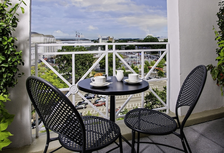 Phoenix Park Hotel, Washington, Terrasse/Patio