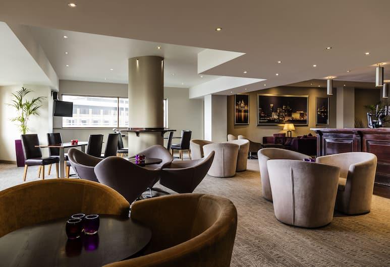 Mercure Liverpool Atlantic Tower Hotel, Liverpool, Hotel Lounge