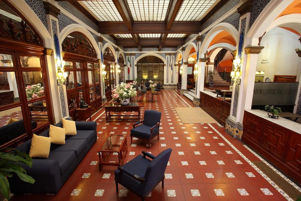 Hotels Near El Zocalo Mexico City