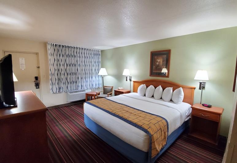 Days Inn by Wyndham Roswell, Roswell, Quarto, 1 cama king-size, Não-fumadores, Quarto