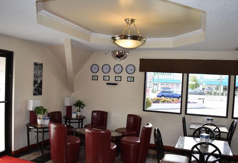 MHO Hotel Bordentown, Bordentown, טרקלין הלובי