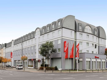 Book this In-room accessibility Hotel in Mainz