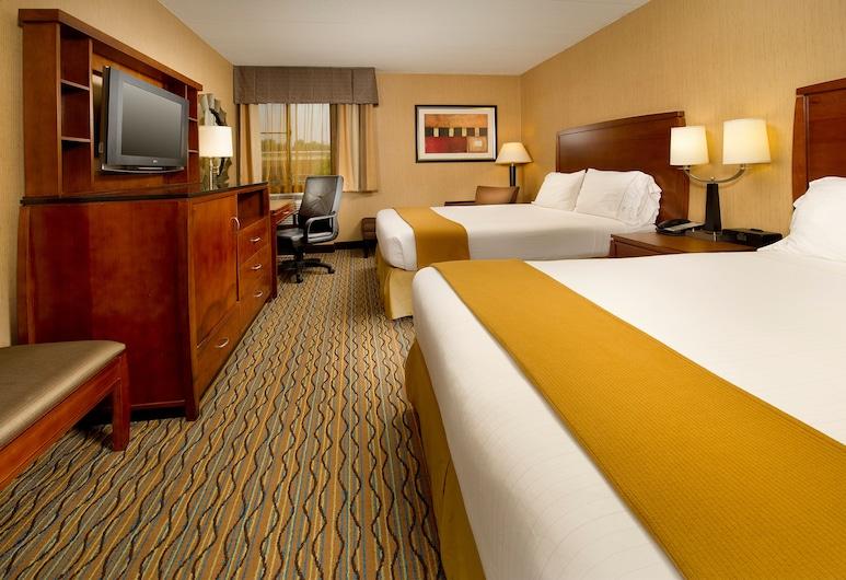 Holiday Inn Express Fairfax - Arlington Boulevard, Fērfaksa, Standarta numurs, nesmēķētājiem, Viesu numurs