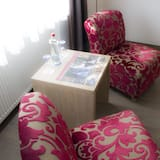 Comfort-værelse - 1 dobbeltseng - Opholdsområde