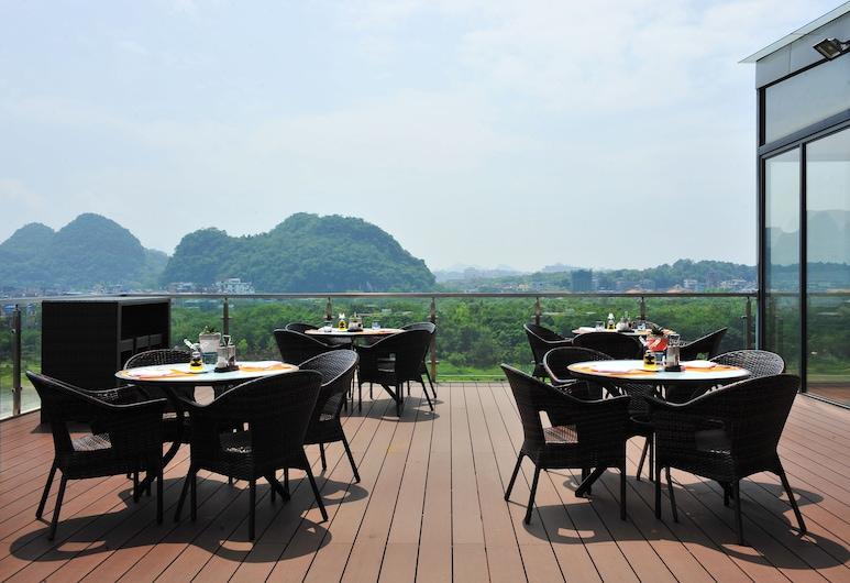 Sheraton Guilin Hotel, Guilin, Outdoor Dining