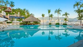 在阿卡普尔科(及周边地区)的阿卡普高海滩皇家公园酒店照片