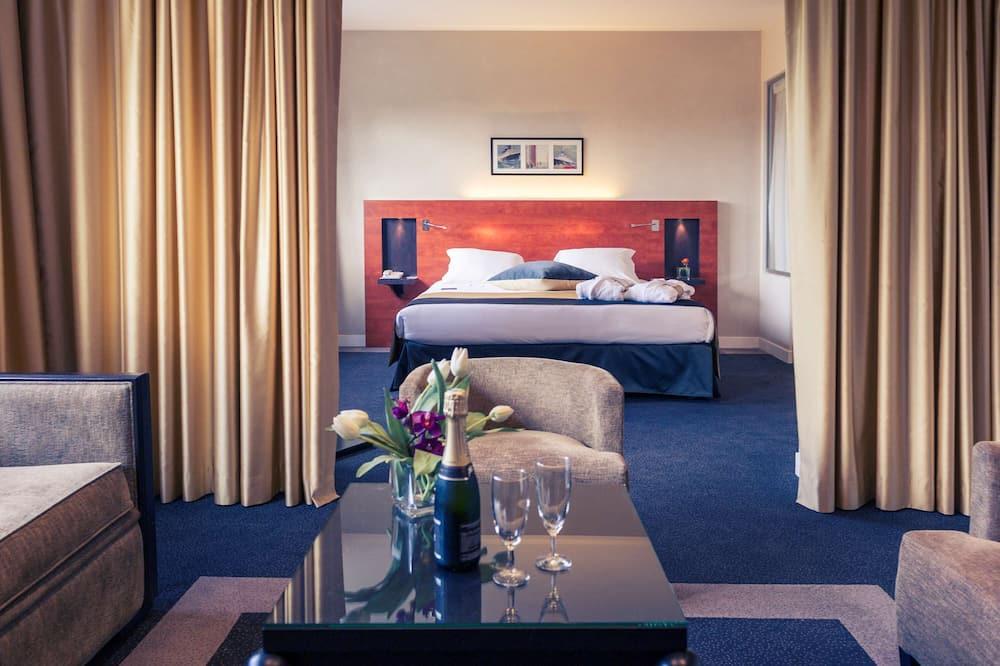 Suite, 1 bračni krevet - Soba za goste