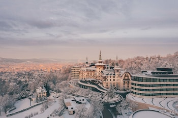 Picture of The Dolder Grand in Zurich