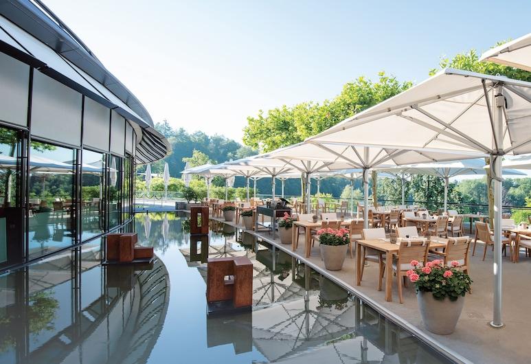 The Dolder Grand, Zürich, Terasa