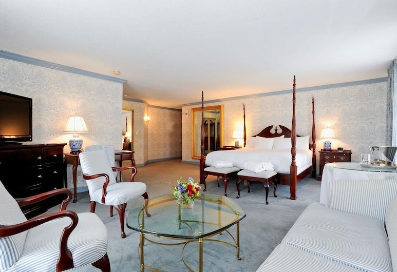 The Farmington Inn & Suites, Farmington, Suite, Habitación