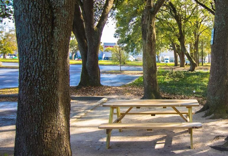 Sweet Dream Inn University Park, Pensacola, BBQ/piknik-terület