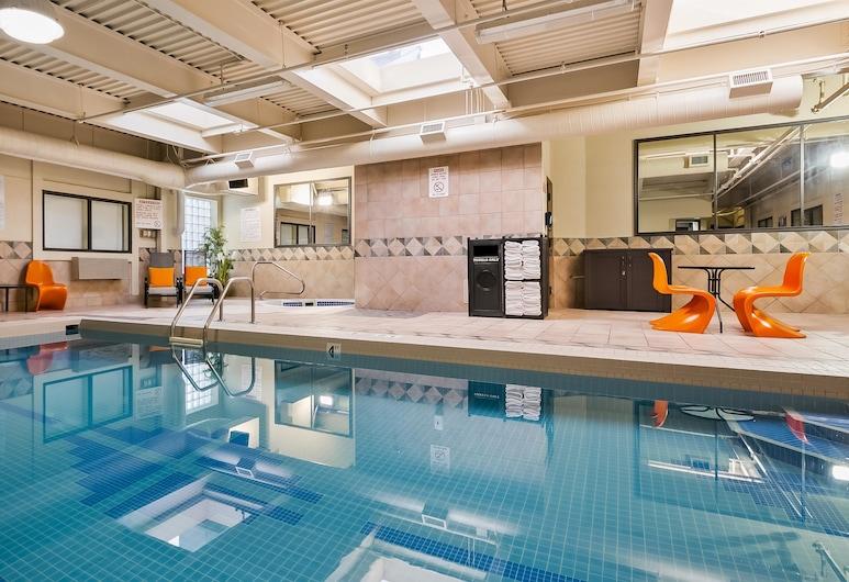 Best Western Airport Inn, Calgary, Pool