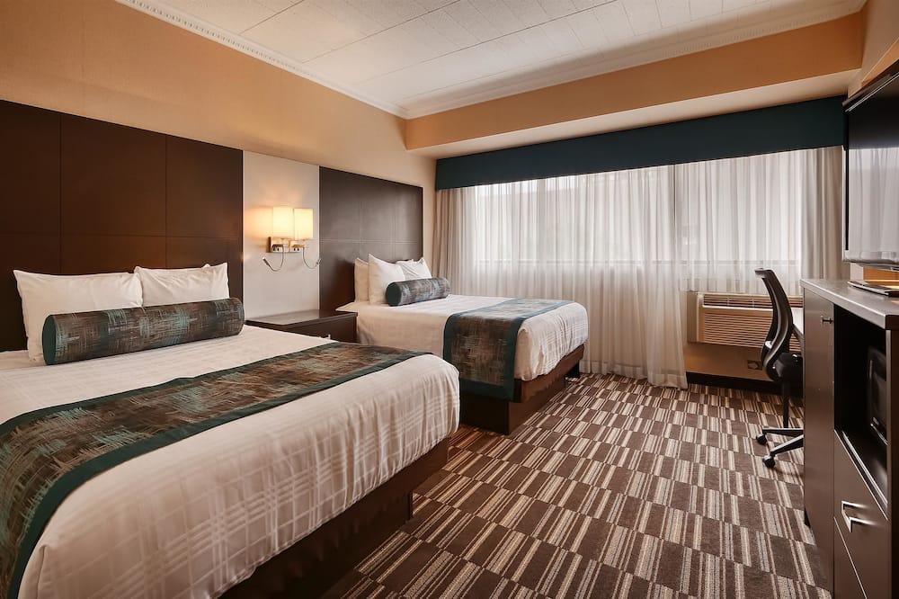Standard Room, 2 Queen Beds, Non Smoking (Pet Friendly) - Guest Room