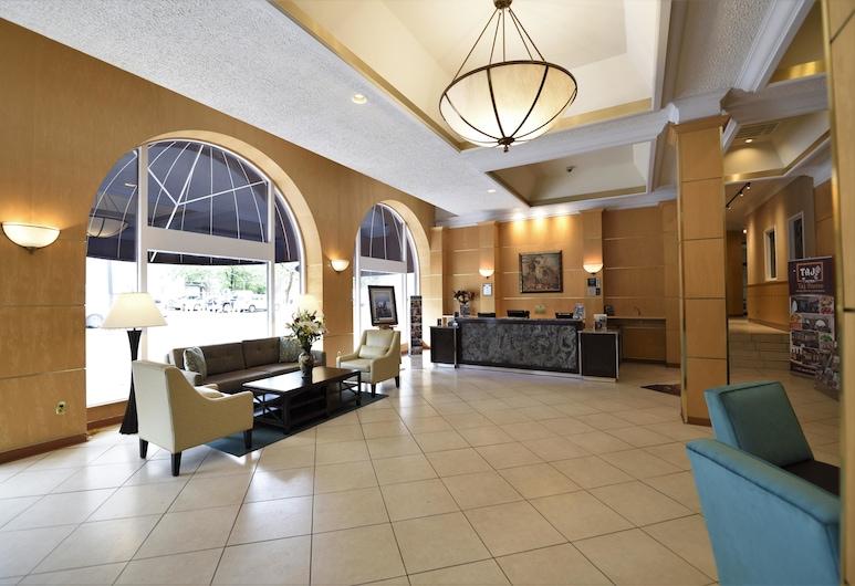 Best Western Downtown Sudbury Centreville, Sudbury, Lobby