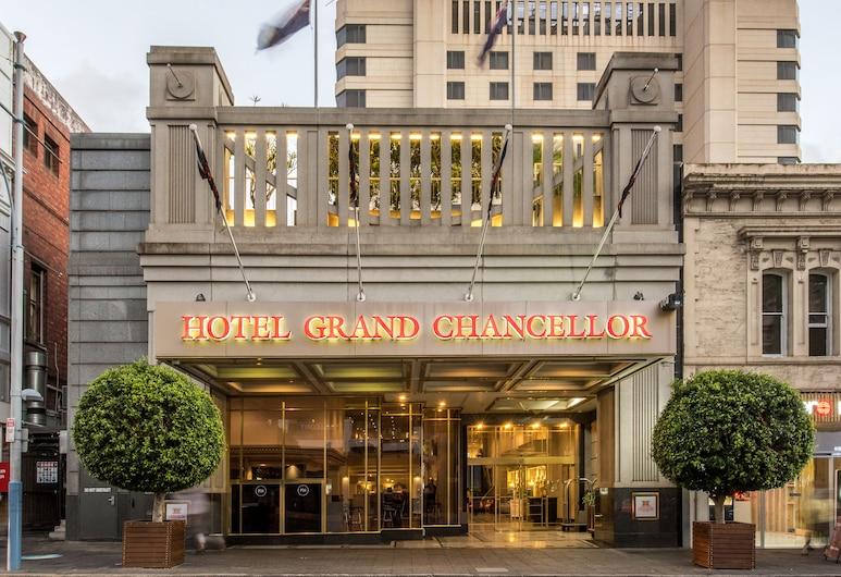 Hotel Grand Chancellor Adelaide, Adelaide, Fasada hotelu