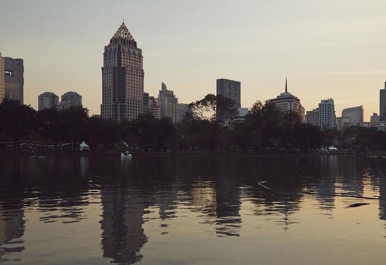 モンティエン ホテル スラウォン バンコク, Bang Rak, ホテルのフロント - 夕方 / 夜間
