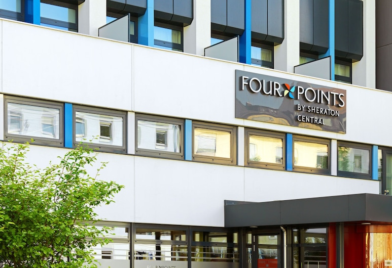 Four Points By Sheraton Munich Central, München