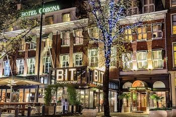 Obrázek hotelu Boutique Hotel Corona ve městě Haag