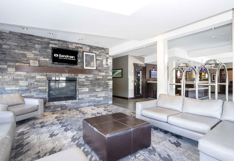 Sandman Hotel & Suites Prince George, Prince George, Lobby