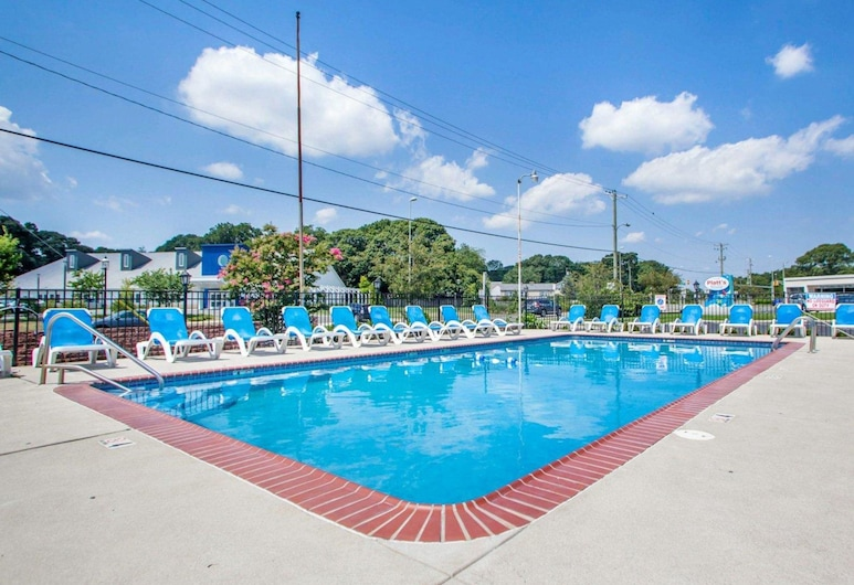 Econo Lodge Somers Point, Somers Point, Hồ bơi