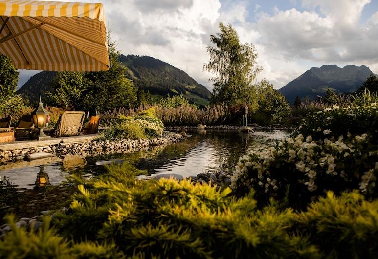Gstaad Palace, Saanen, Bar hotelowy