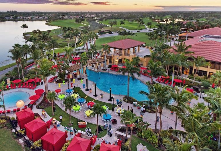 PGA National Resort and Spa, Palm Beach Gardens, Teren przynależny do obiektu